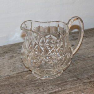 Presset glaskande Ø9x15 cm