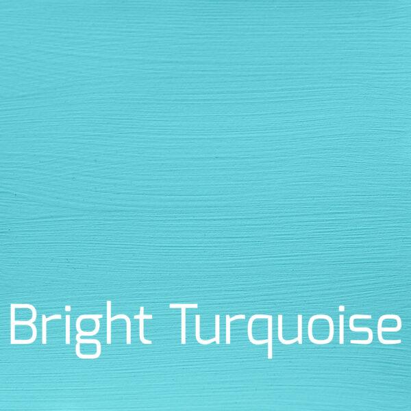 S71 Bright Turquois kalkmaling Vintage Autentico