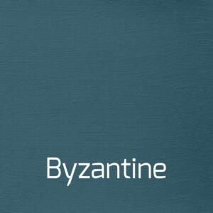 S33 Byzantine kalkmaling Vintage Autentico