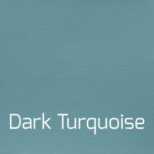 Dark Turquoise kalkmaling mat Versante Autentico