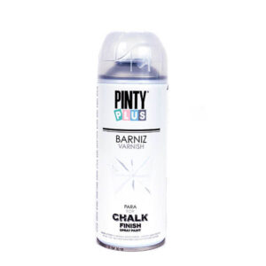 CK821 Pintyplus Chalk Barniz varnish mat lak spray