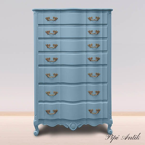 Royal Blue kalkmaling Versante Autentico