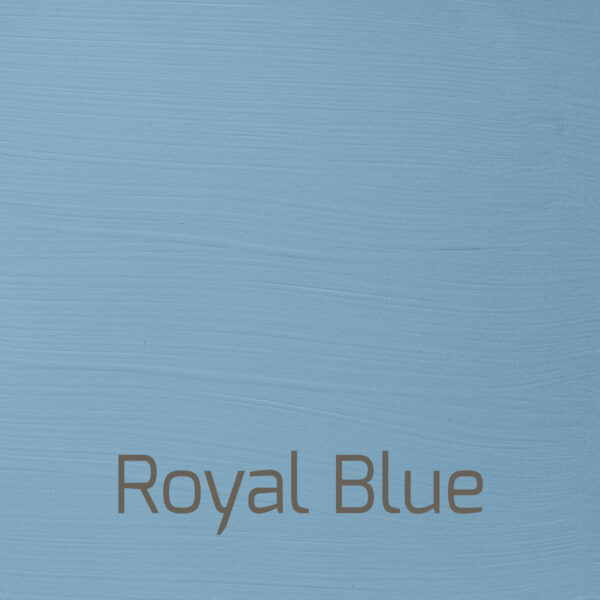 S43 Royal Blue kalkmaling Vintage Autentico