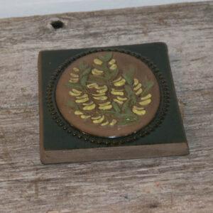 Keramikbillede Håquist Halland 17x12x1,5 cm