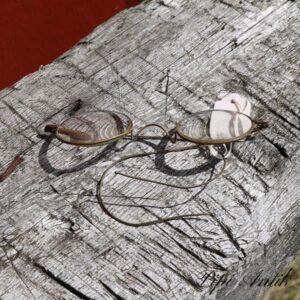 04 Runde briller B12 cm uden itue