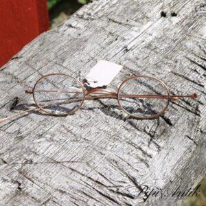 05 Runde briller B11 cm uden itue