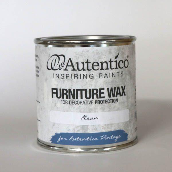 500 ml Clear Wax Klar voks Autentico