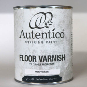 1 liter Floor Varnish matt lak Autentico