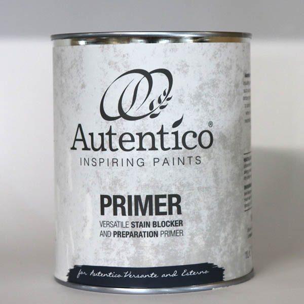 1 liter Primer Isoler og spærre og grunder i én Autentico