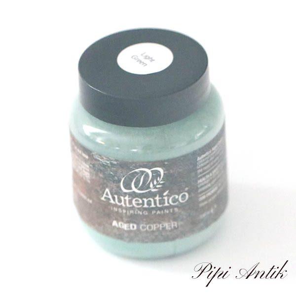 100 ml Aged Copper Light Green Autentico