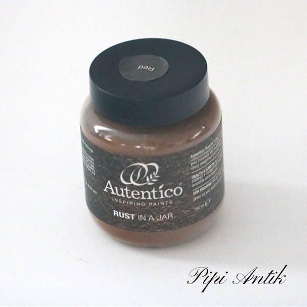 100 ml Aged Copper Red Autentico