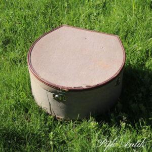 Hattetaske uden indhold Ø18x43 cm H