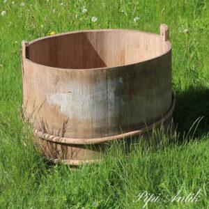 Trækar til korn og sæde ovalt lille 80x62x40 cm H