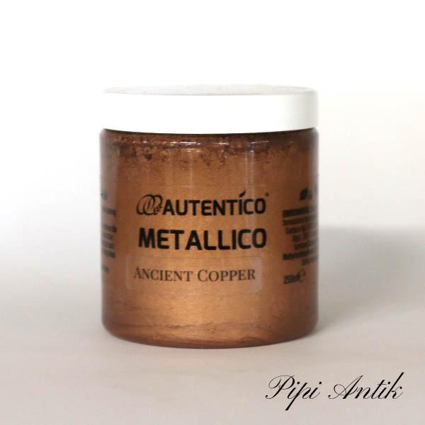 Metallic Paint Autentico