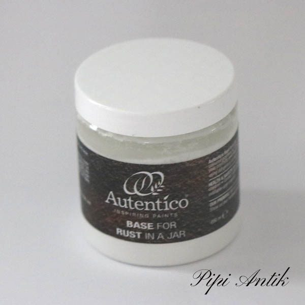 250 ml Base for Rust in a jar Autentico