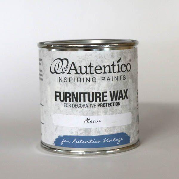 250 ml Clear Wax Klar voks Autentico