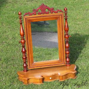 Pigtitare spejl 60xH72xD24 cm