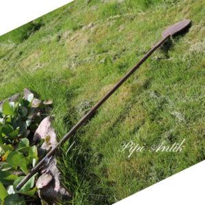 Ovnspade i træ 180x25 cm