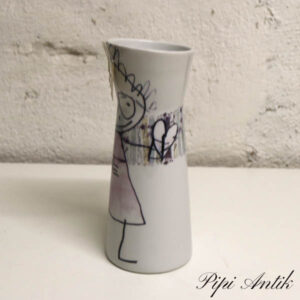 Pava kande vase Ø9x24 cm