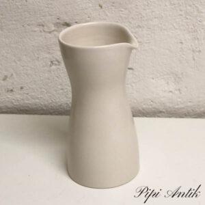 Höganæs vandkande nyere hvid uden hank Ø10x20 cm
