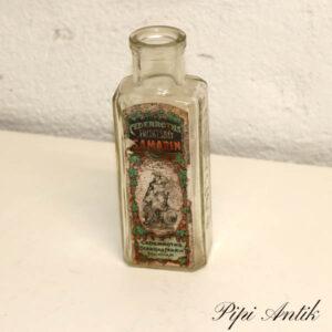 Samarin flaske 6x16 cm H