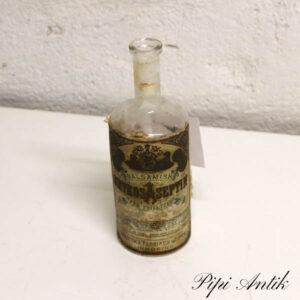 Amykos A septin flaske Ø6x17,5 cm