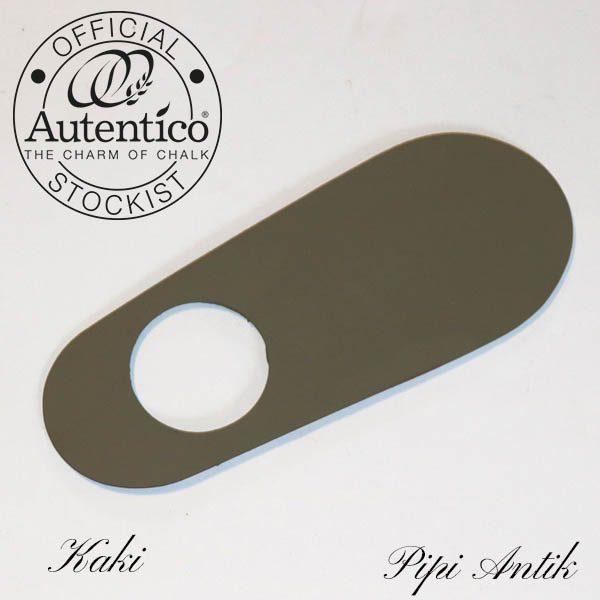 Kaki Vintage kalkmaling Autentico