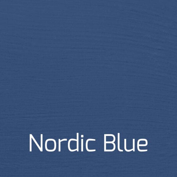 Nordic Blue mat kalkmaling Versante Autentico