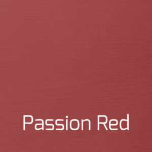 Passion Red mat kalkmaling Versante Autentico