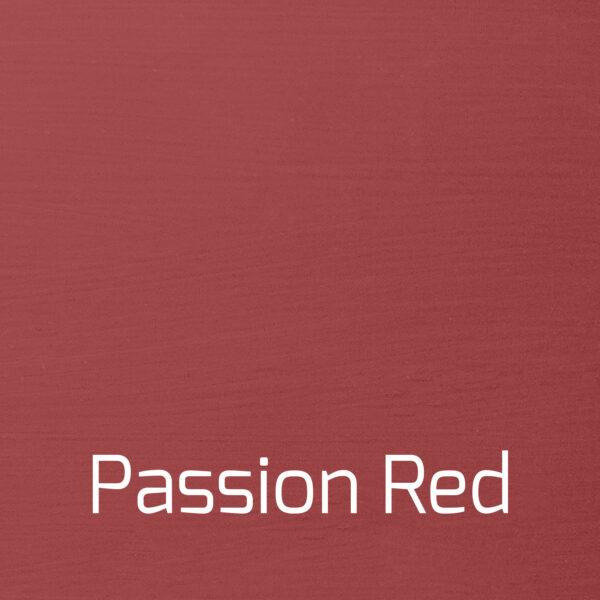 Passion Red mat kalkmaling Versante Autentico