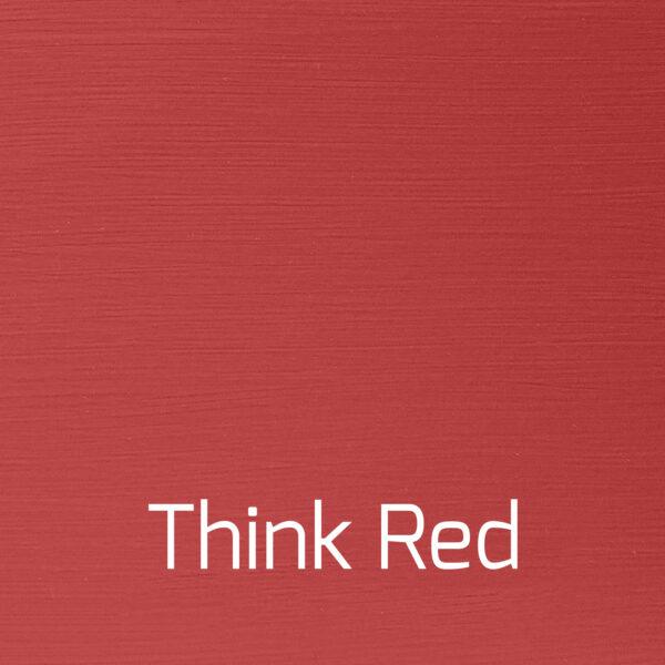Think Red mat kalkmaling Versante Autentico