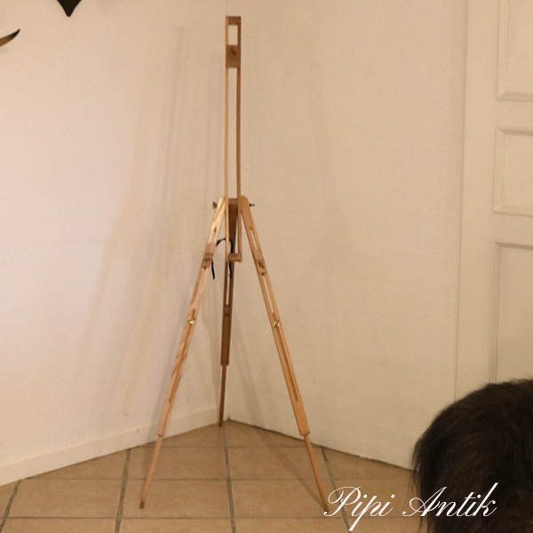 Sammenklappelig staffeli B56x141 cm
