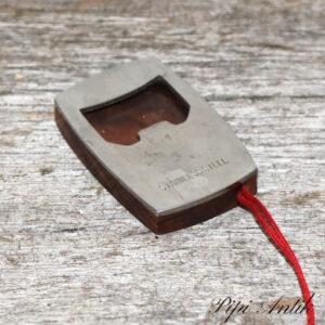 04 Teak oplukker Stainless steel L6c,
