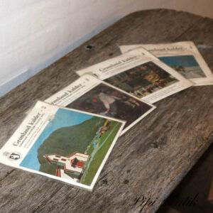 Fire singler Grønland kalder 2 3 4 5 Mik koret mm