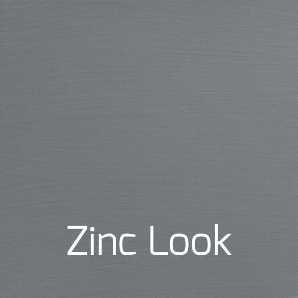 1 liter Zinc Look mat kalkmaling Versante Autentico