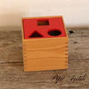 Brio stable klodser i kasse 12x11xH9 cm