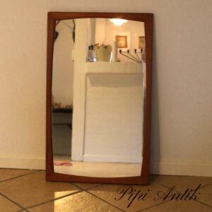 02 Teak spejl B51xG73 cm H