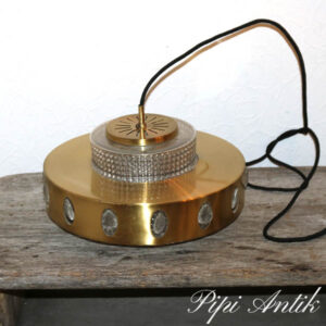 Messing loftlamper