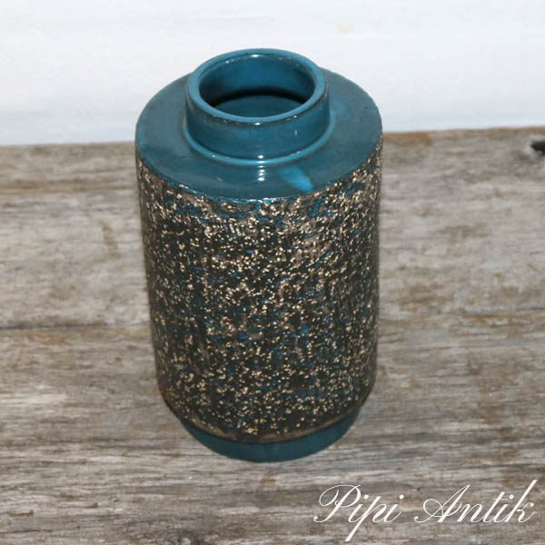 Mari Simmulson Upsala Ekeby keramikvase 5060 M Ø11x19 cm H