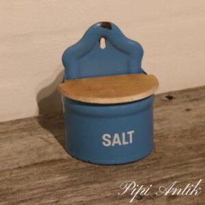 Madam Blå saltkar Glud & Marstrand L16xD10xH19 cm