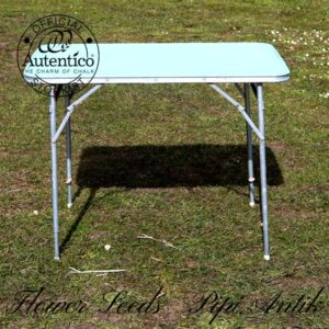 Pignic bord Flower Seeds sammenklappet 86x62 cm