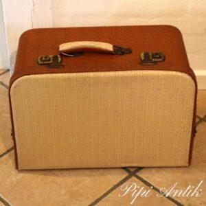 Symsaskine kuffert med siv topplade L49xD23,5xH35,5 cm