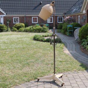 Tysk industri fotolampe K. Weinert Berlin hejsebart til 360 cm alm fatning