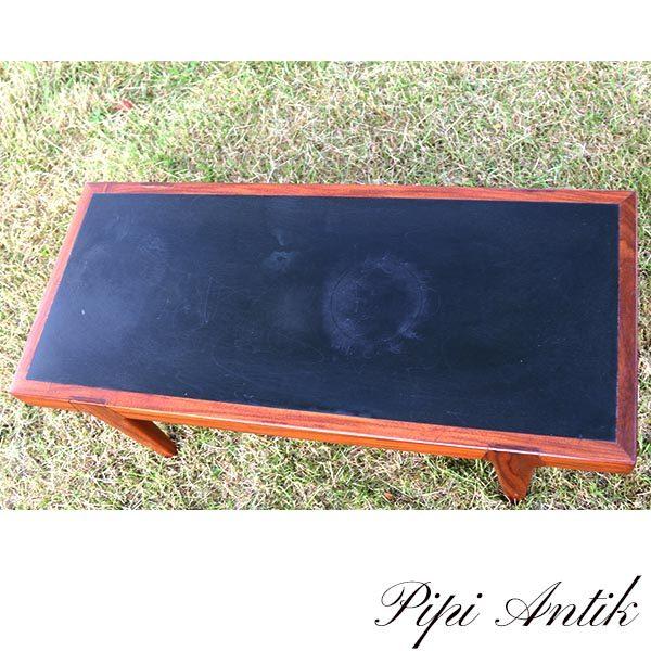 Ikea sofa bord plantebord med PATINA