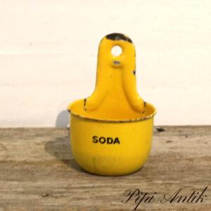 G&M Soda kar Ø13x19 cm H