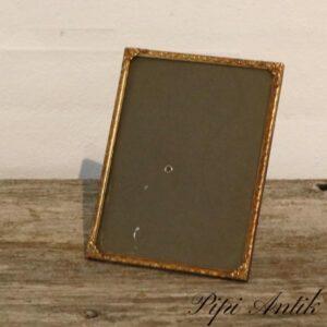 29 Retro metal fotoramme guldlook L13,5xH17,5 cm