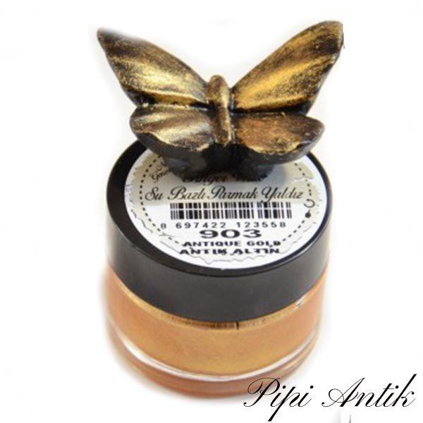 903 Antique Gold fingervoks 20 ml
