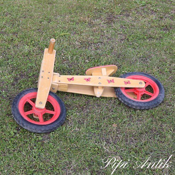 Træcykel Wish Kids brugt