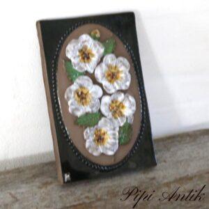26 JIE retro keramikbillede 857 B20 x H32 cm
