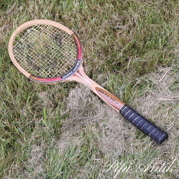 33 Dunlop Gold Win tennis ketcher